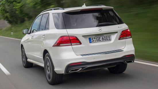 Image of Mercedes-Benz GLE 350 D