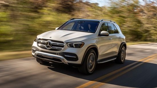 Image of Mercedes-Benz GLE 400 d