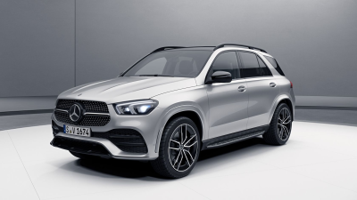 Image of Mercedes-Benz GLE 400