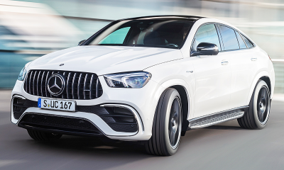 Image of Mercedes-Benz GLE 400d Coupe