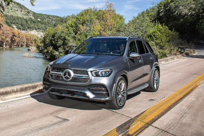 Image of Mercedes-Benz GLE 450
