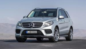 Photo of Mercedes-Benz GLE  500e 4MATIC W166