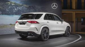 Photo of Mercedes-Benz GLE 580 EQ Boost 4MATIC V167