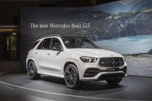 Picture of Mercedes-Benz GLE 580 EQ Boost 4MATIC