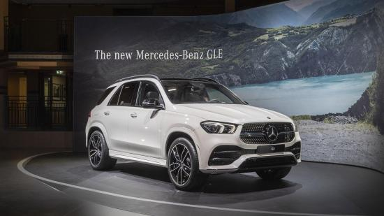 Image of Mercedes-Benz GLE 580 EQ Boost 4MATIC