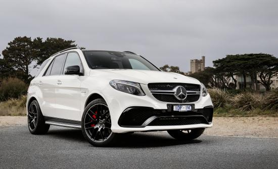Image of Mercedes-Benz GLE 63s 4MATIC