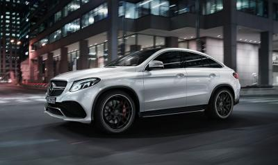 Image of Mercedes-Benz GLE 63 AMG S Coupe