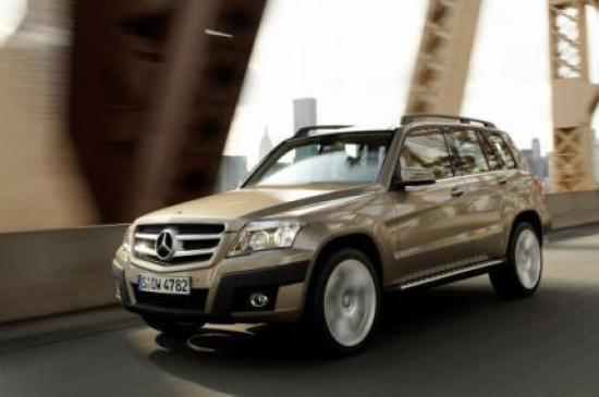 Image of Mercedes-Benz GLK 320 CDI 4 Matic