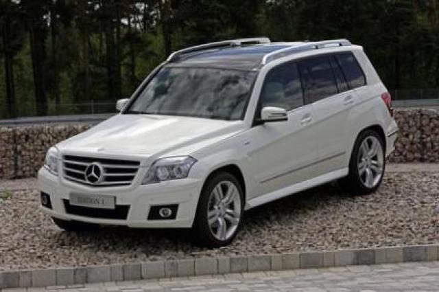 Image of Mercedes-Benz GLK 350