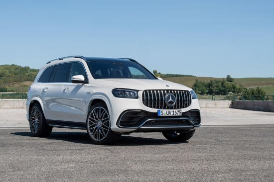Image of Mercedes - AMG GLS 63 4MATIC+