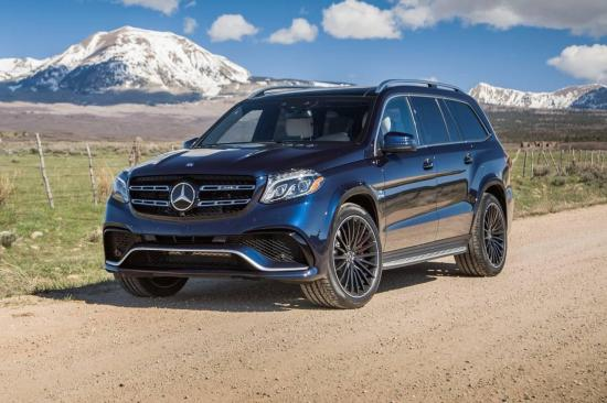 Image of Mercedes-Benz GLS 63 AMG 4Matic