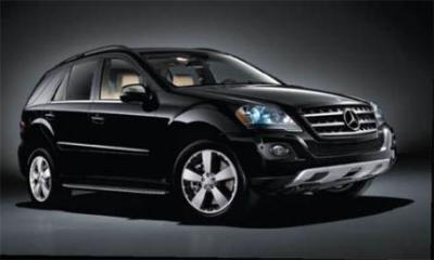 Image of Mercedes-Benz ML 350 Bluetec