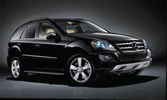 Image of Mercedes-Benz ML 350 Bluetec