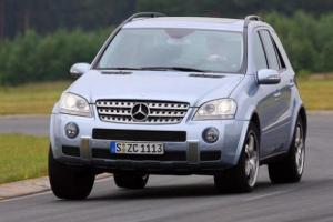 Picture of Mercedes-Benz ML 420 CDI