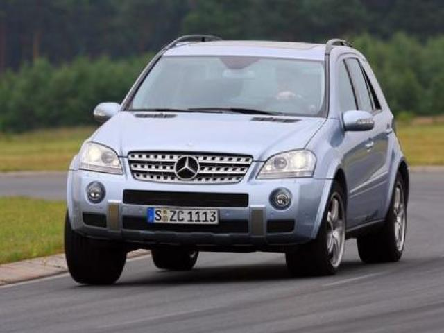 Image of Mercedes-Benz ML 420 CDI