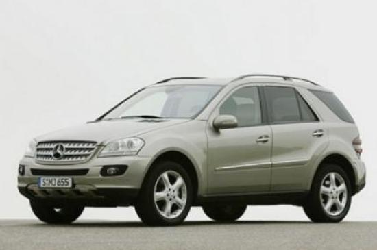 Image of Mercedes-Benz ML 500