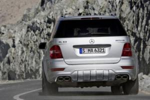 Picture of Mercedes-Benz ML 63 AMG
