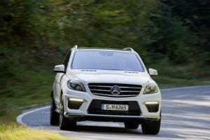 Picture of ML63 AMG Performance Package