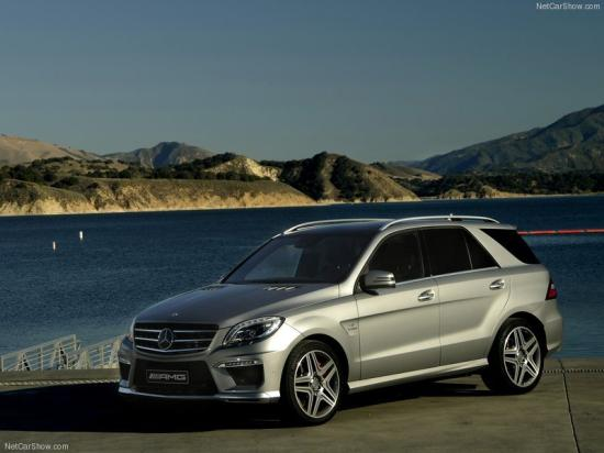 Image of Mercedes-Benz ML63