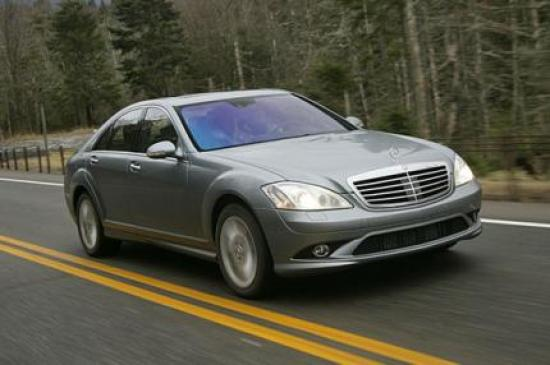 Image of Mercedes-Benz S 320 CDI 4 Matic