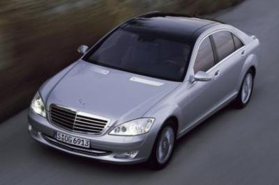 Image of Mercedes-Benz S 320 CDI