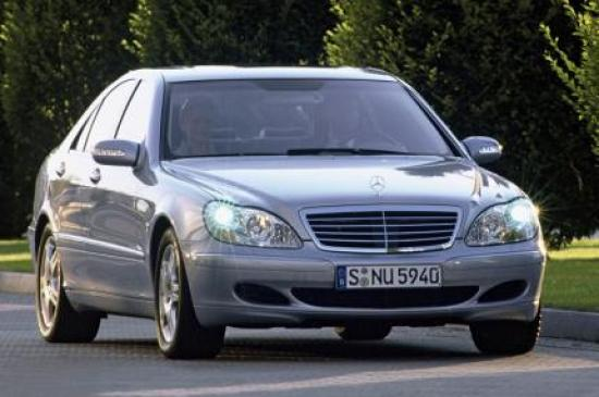 Image of Mercedes-Benz S 350