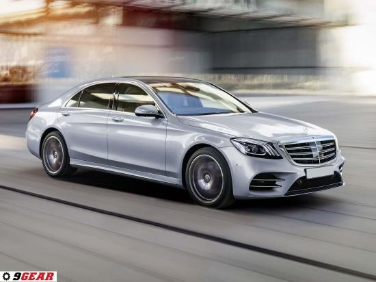 Image of Mercedes-Benz S 400 d
