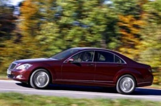 Image of Mercedes-Benz S 450