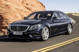 Picture of Mercedes-Benz S 500 (W222)