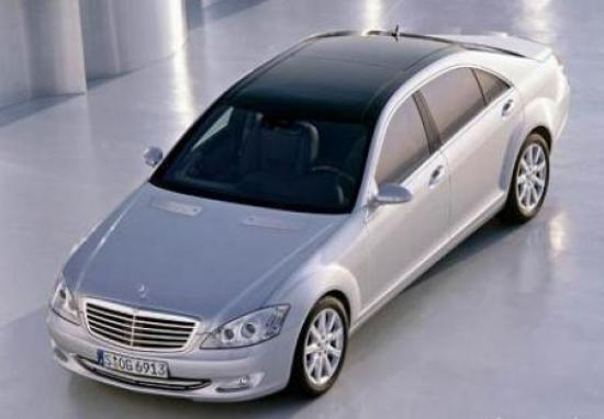 Image of Mercedes-Benz S 500 4Matic