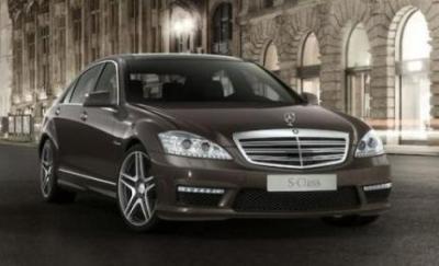Image of Mercedes-Benz S 500 BlueEfficency