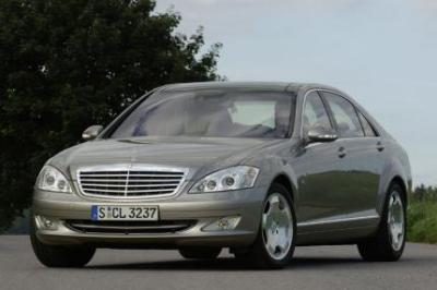 Image of Mercedes-Benz S 500
