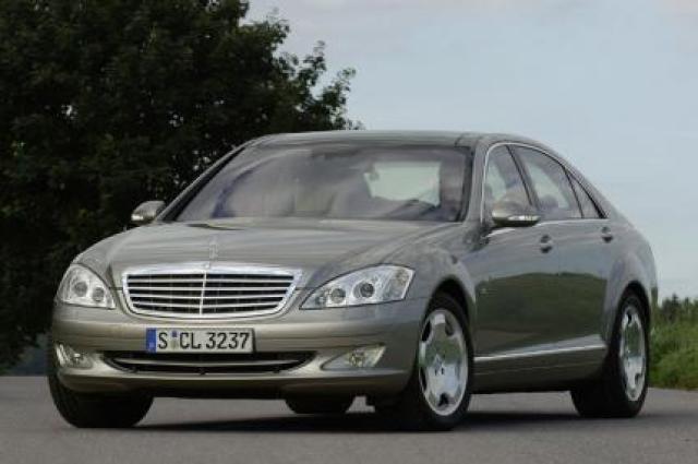 Image of Mercedes-Benz S 500