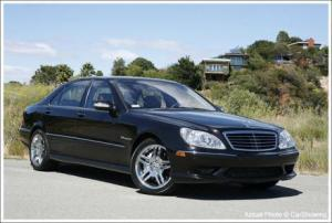 Photo of Mercedes-Benz S 55 AMG W220 493 PS