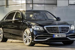 Picture of Mercedes-Benz S 560 (W 222 facelift)