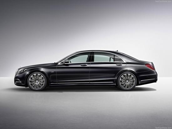 Image of Mercedes-Benz S 600
