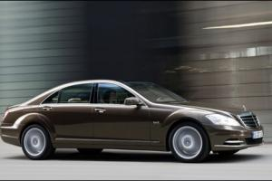 Picture of Mercedes-Benz S 600 Lang