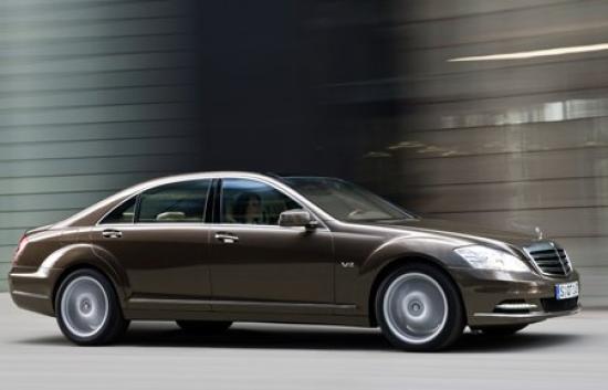Image of Mercedes-Benz S 600 Lang