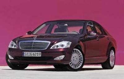Image of Mercedes-Benz S 600