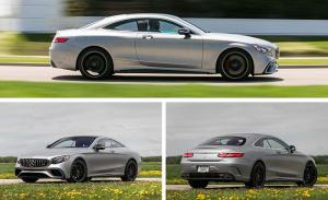 Photo of Mercedes-Benz S 63 AMG 4Matic+ Coupe  C 217 facelift