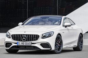 Picture of Mercedes-Benz S 63 AMG 4Matic+ Coupe