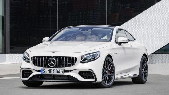 Image of Mercedes-Benz S 63 AMG 4Matic+ Coupe