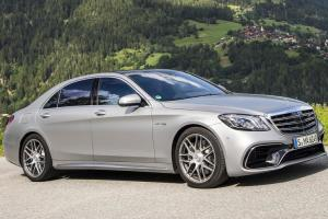 Picture of Mercedes-Benz S 63 AMG 4Matic+