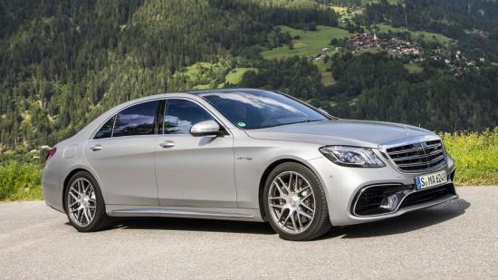 Image of Mercedes-Benz S 63 AMG 4Matic+