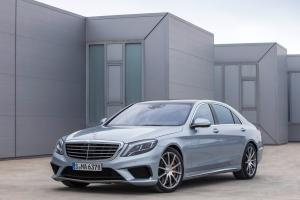 Picture of Mercedes-Benz S 63 AMG 4Matic (W222)