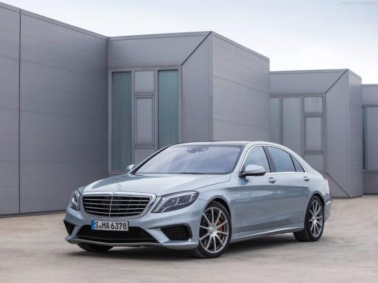 Image of Mercedes-Benz S 63 AMG 4Matic