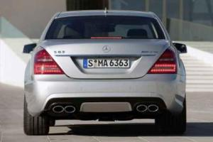 Picture of Mercedes-Benz S 63 AMG 5.5 Perf. Package