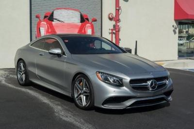 Image of Mercedes-Benz S 63 AMG Coupé 4Matic