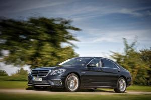 Picture of Mercedes-Benz S 65 AMG (W222)