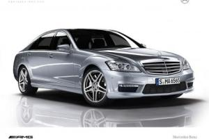Picture of Mercedes-Benz S 65 AMG (630 PS)